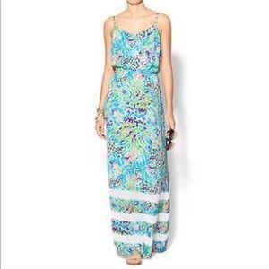 Lilly Pulitzer Deanna Spaghetti Strap Dress- XS